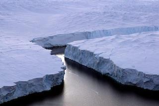 Antartide, anomala fonte di calore radioattiva sta facendo sciogliere il ghiaccio dal basso
