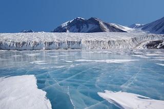 I resti di antichissimi continenti perduti scoperti sotto i ghiacci dell'Antartide