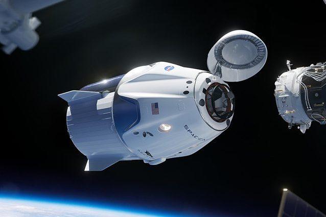 Credit: NASA/SpaceX