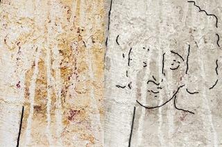 Gesù aveva capelli corti e ricci e naso lungo: il volto scoperto in una chiesa bizantina
