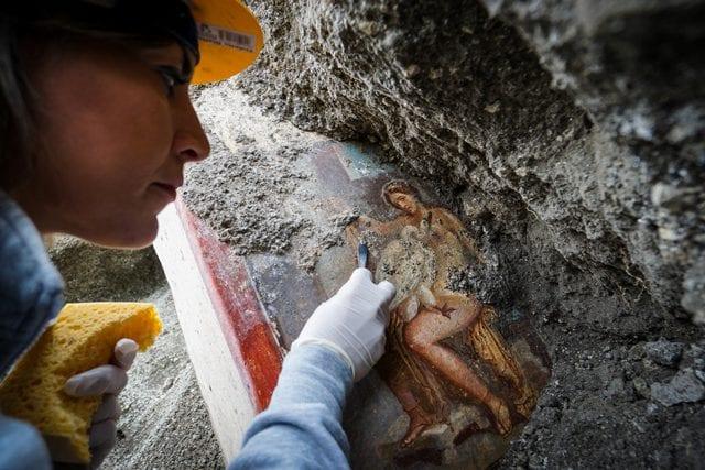 Credit: Cesare Abbate/Parco Archeologico di Pompei