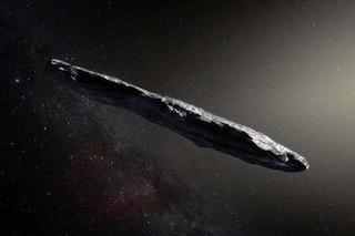 Oumuamua è una sonda inviata dagli alieni per spiarci, l'ipotesi choc di Harvard fa discutere