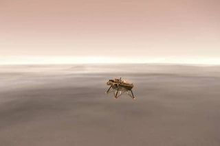 Sonda InSight NASA atterra su Marte: quando vedere la diretta dei 7 minuti di terrore