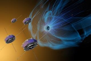 Gigantesca esplosione magnetica rilevata attorno alla Terra: cos'è successo