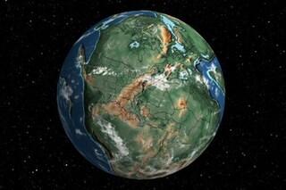 Tra 200 milioni di anni ci sarà un unico, enorme supercontinente: ecco come potrebbe essere