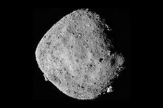 Sulla superficie dell'asteroide Bennu c'era acqua liquida: l'incredibile scoperta della NASA