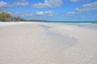 Dune di sabbia pietrificate dell'Era Glaciale scoperte sul fondo del mare australiano