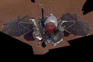 """Marte, primo """"selfie"""" del lander InSight: la sonda pronta a svelare i segreti del pianeta"""