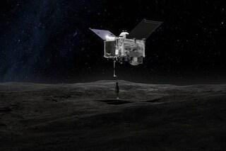 """La sonda della NASA OSIRIS-Rex sta per """"agganciare"""" l'asteroide Bennu: segui la diretta"""