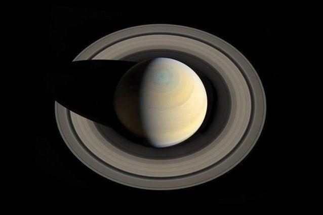 Credit: NASA / Cassini / James O'Donoghue