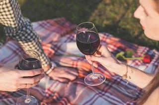 Un bicchiere di vino al giorno riduce il rischio di finire in ospedale