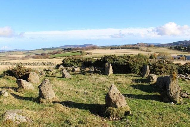 Credit: Neil Ackerman / Aberdeenshire Council Archaeology Service