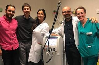 Bimbi e dermatologia, laser all'avanguardia cura i più piccini: boom di visite a Firenze