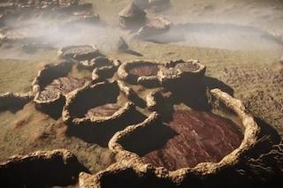 Antica città perduta sepolta sotto la vegetazione: mistero svelato in Sudafrica