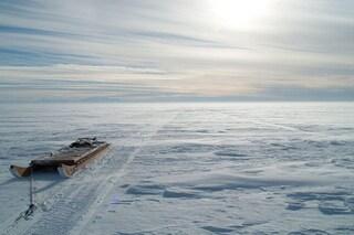 Antartide, il lago subglaciale Mercer raggiunto per la prima volta: è sotto 1 km di ghiaccio