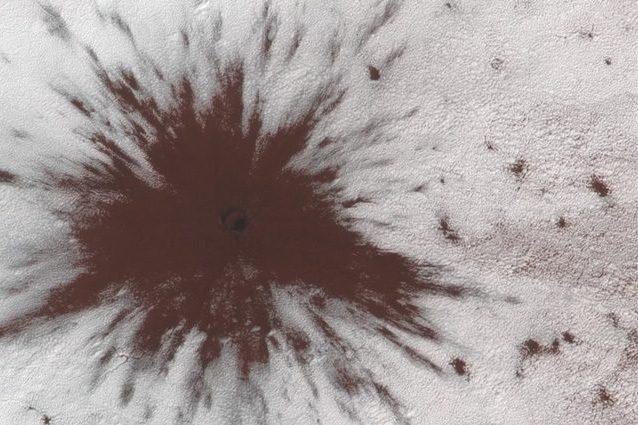 Credit: NASA / JPL / Università dell'Arizona