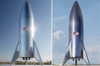 Elon Musk ha svelato Starship, il razzo-navetta che inaugura l'era del turismo spaziale