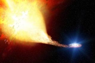 Misteriosa stella che esplode ogni anno scoperta nella galassia di Andromeda