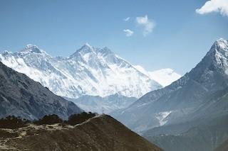 Cambiamenti climatici, il 36% dei ghiacciai dell'Himalaya si scioglierà entro il 2100