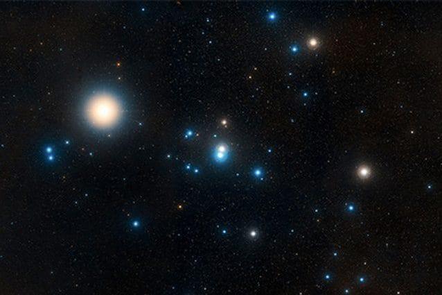Credit: NASA, ESA, and STSc