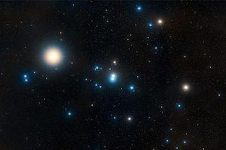 Lo splendido ammasso stellare delle Iadi sparirà dal cielo: ecco perché