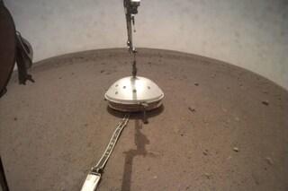 Piazzato il primo sismometro su Marte: la missione InSight svela i segreti del Pianeta Rosso