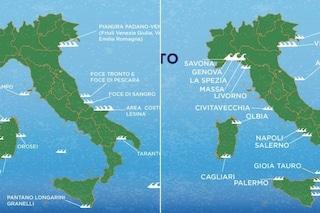 Addio a Napoli e Venezia? Le conseguenze drammatiche dell'innalzamento del livello del mare