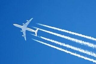 Le vere conseguenze degli aerei su pioggia e neve: e le scie chimiche non c'entrano