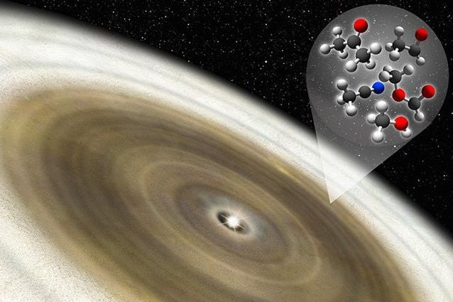 Credit: National Astronomical Observatory of Japan
