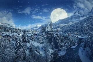 Occhi al cielo per la Superluna di Neve, la più grande del 2019: come e dove vederla