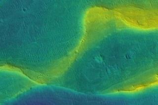 Marte, quando il Pianeta Rosso era Verde e c'erano fiumi più grandi che sulla Terra