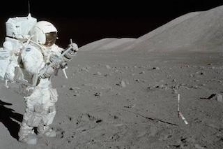'Apriremo i campioni lunari sigillati da 50 anni': l'annuncio della NASA