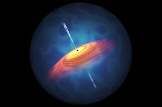 Scoperti 83 buchi neri supermassicci risalenti all'Universo primordiale: ecco come