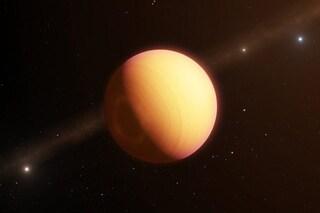Super telescopio svela per la prima volta i segreti di un esopianeta: dettagli senza precedenti