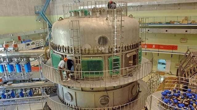 Tokamak, Credit Institute of Plasma Physics, Chinese Academy of Sciences