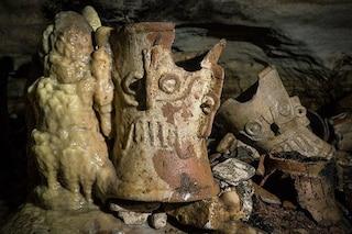 Grotta inesplorata e piena di tesori Maya scoperta in Messico: ecco cosa hanno trovato