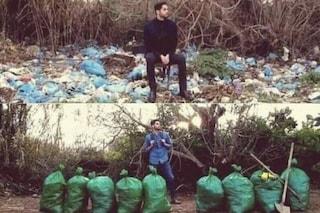 #trashchallenge, come ripulire il mondo dai rifiuti facendo gli splendidi su Instagram