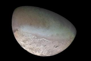 Un oceano e forse vita su Tritone, la luna di Nettuno: la NASA propone la missione Trident