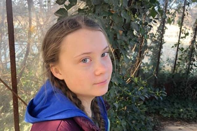Credit: Greta Thunberg/Facebook