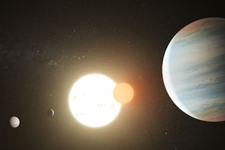 C'è un terzo pianeta nel sistema Kepler-47: ha doppio tramonto come Tatooine di Star Wars