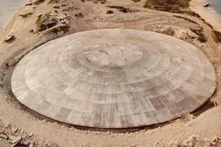La cupola sul materiale radioattivo dei test USA sta cedendo: rischio catastrofe ambientale