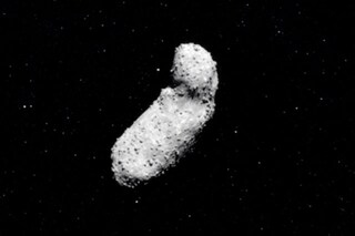 Acqua sull'asteroide Itokawa, è la prima volta