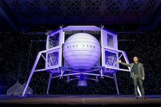 Amazon ci porta sulla Luna con Blue Moon entro il 2024: svelati i dettagli della navicella