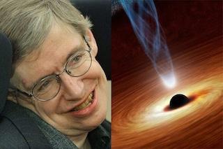 La radiazione di Hawking emessa dai buchi neri esiste davvero? Un esperimento lo suggerisce