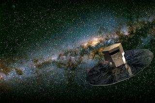 Un misterioso e gigantesco proiettile ha lasciato un buco fra le stelle della Via Lattea