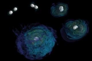 Un buco nero che divora una stella di neutroni: Italia protagonista di una svolta storica