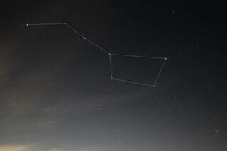 """Nel cuore dell'Orsa Maggiore c'è una stella """"aliena"""" venuta dalla spazio profondo"""