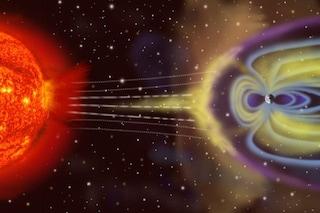 Eccezionale tempesta geomagnetica in corso: aurore boreali più vicine e satelliti disturbati