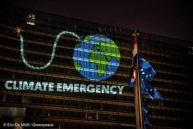 Credit: Eric de Mildt/Greenpeace