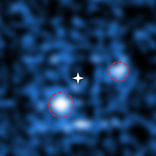 Credit: ESO e S. Haffert (Osservatorio di Leida)